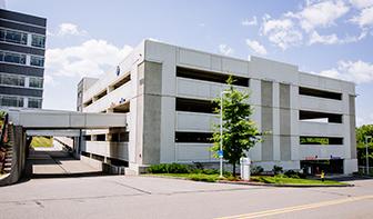 Elliot Hospital Parking Garage, Manchester, NH