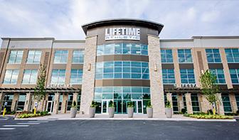 Lifetime Fitness Center, Westwood, MA