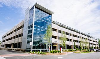 Oracle Parking Garage, Burlington, MA