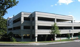 Overlook Center Parking Garage, Waltham, MA