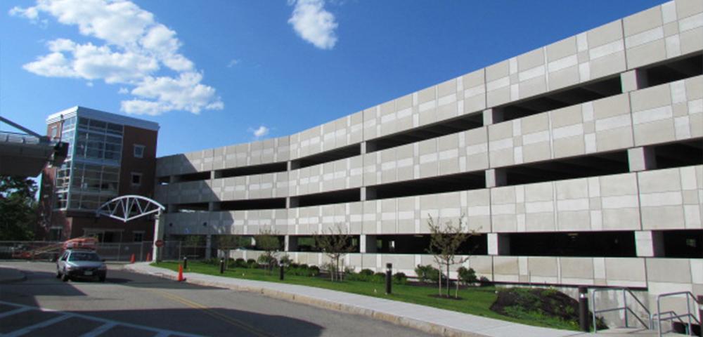 Wentworth Douglass Hospital Parking Garage, Dover, NH