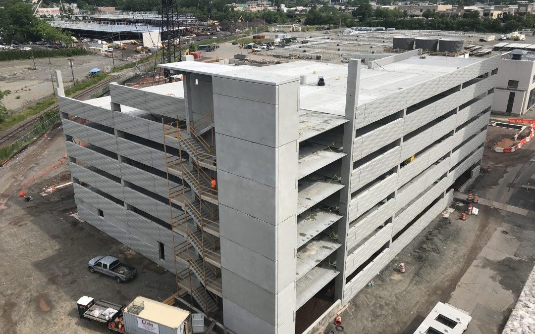 First Garage Underway at ON3 Metro Boulevard Complex in Nutley, NJ
