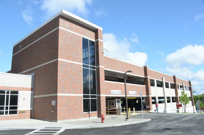 Samaritan Hospital Parking Garage, Troy, NY